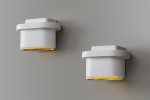Pair of Wall Lamps, Model no. A 901