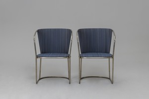 Pair of Armchairs from the Tösse Bakery, Stockholm