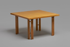 'H-Leg' Dining Table