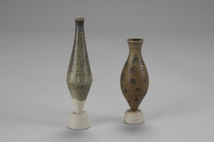 Two Small Farsta Vases