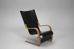High Back Aalto Chair
