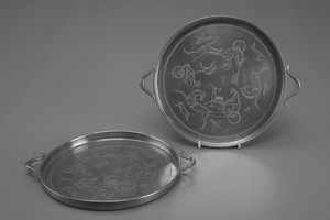 Pair of Trays