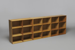 Set of Three Modular Bookcases