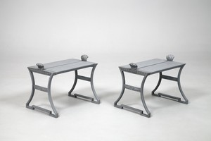 Pair of Benches