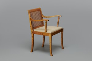Neoclassical Armchair