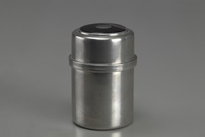 Pewter Box and Lid