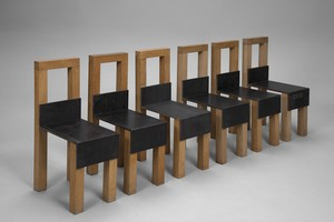 "Set of Six ""Stol"" Chairs"