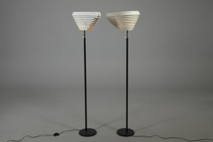 "Part of 15528 - Aalto ""Angel Wing"" Lamp A805"