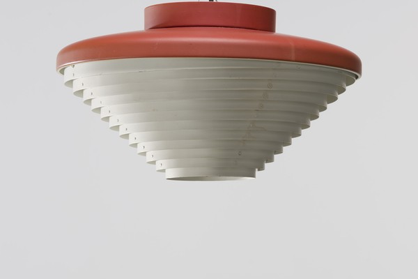 Pair of Ceiling Lamps Model no. A 605
