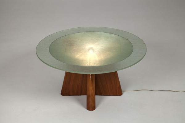 Thirties Lamp Table