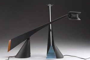 "Venini ""Messer"" Table Lamp"