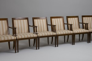 Six Armchairs