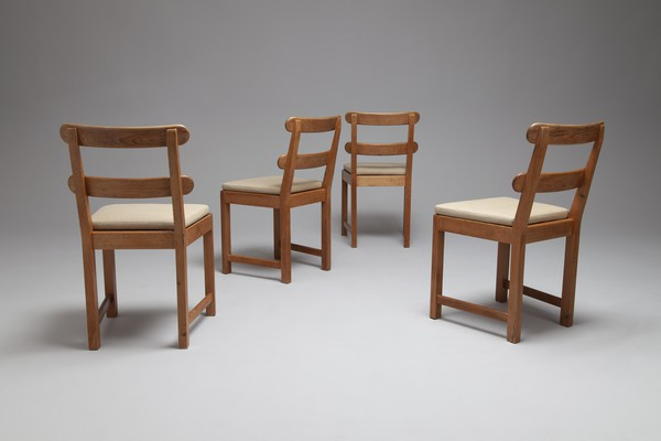 Set of Four Chairs