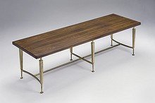 Low Consol Table