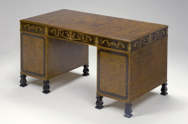 Large image of Neoclassical Desk