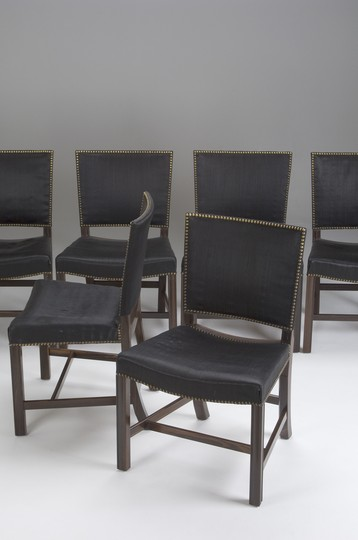 Large image of Set of Six Kaare Klint Chairs