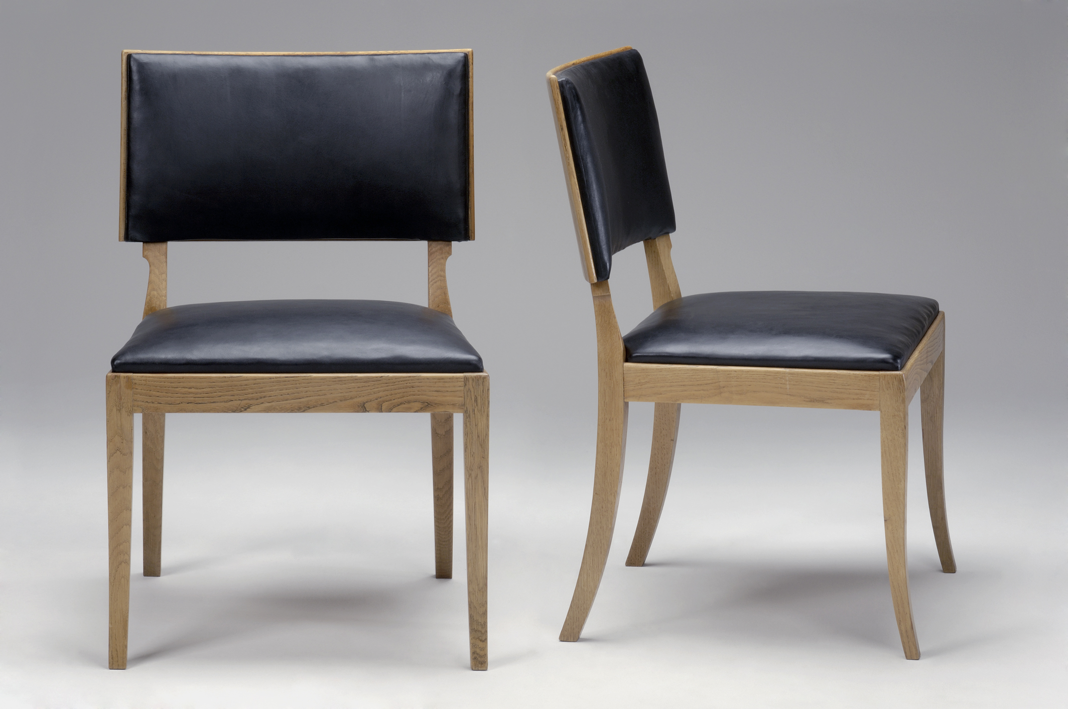 Pair of Henningsen Chairs