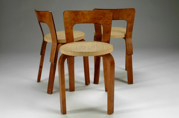Large image of Aalto Chairs