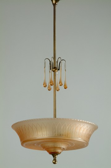 Large image of Orrefors Lamp