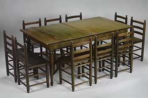 Carl Westman-Dining set