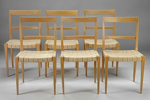 Set of Mathsson Chairs