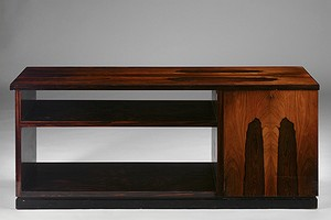 Palisander Bar Shelf