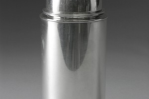 Silver Coctail Shaker
