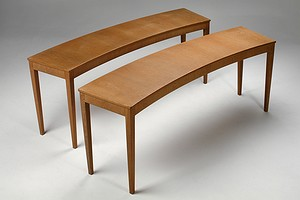 Pair of Malmsten Console tables