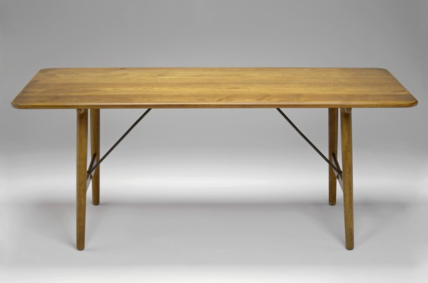 "Large image of Mogensen ""Hunting Table"""