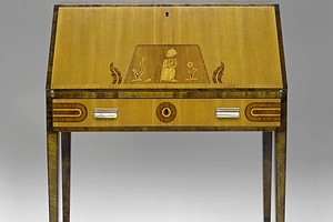 Inlaid Secretaire