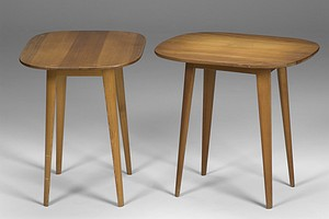 Pair of Malmstens Table