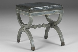 Swedish Neoclassical Stool
