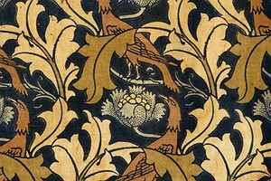 William Morris Drapery