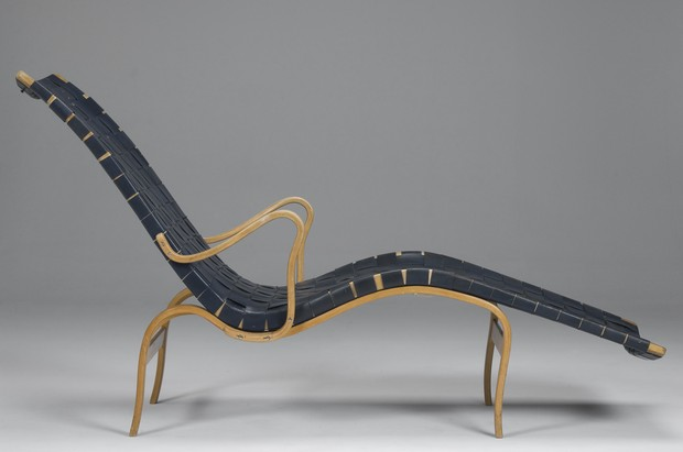 Large image of Bruno Mathsson Lounge Chair