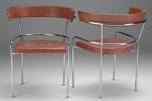 Two Asplund Chairs
