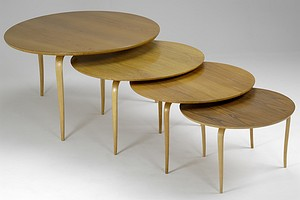 Bruno Mathsson Tables