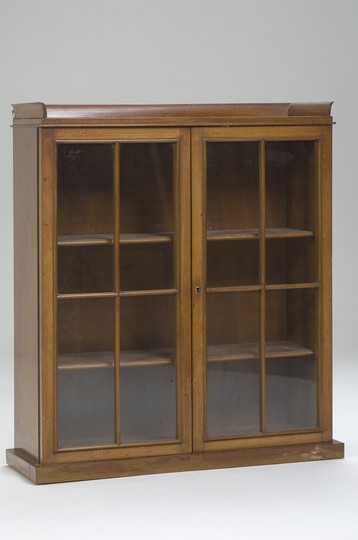 Large image of Danish Neoclassical Wall Cabinet