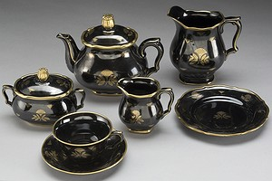 Arthur Percy Tea Set