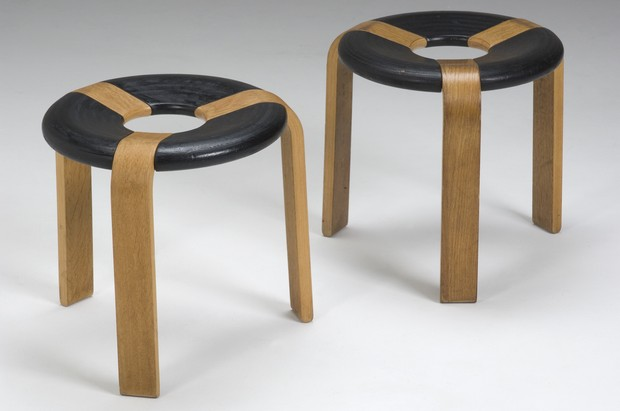 Large image of Pair of Stools