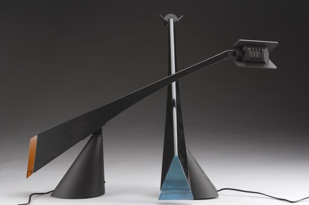 "Large image of Venini ""Messer"" Table Lamp"