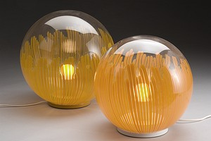 "Venini""Anemoni"" Table Lamps"