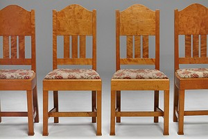 Carl Westman-Dining Chairs