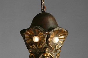 Jugend Ceiling Lamp