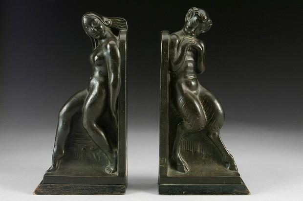 Large image of Axel Gute - Pair of book ends
