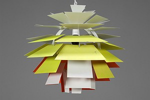 "PH lamp ""House of the Future"""