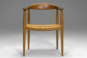 "Hans J.Wegner "" The Chair """