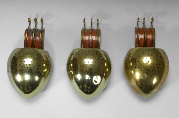 Large image of Three Sconces