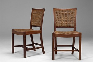 Pair of Klint Side Chairs