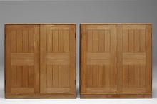 Pair of Cabinets by Møgens Koch