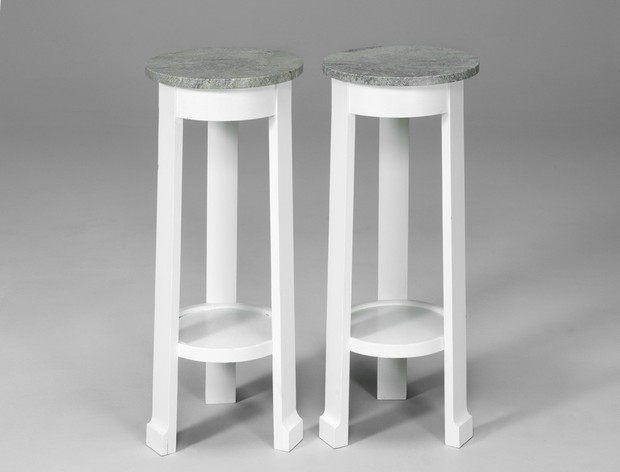 Large image of Pair of Pedestals